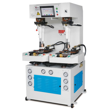 Kontrol PLC Heavy-duty Walled Sole Attaching Machine