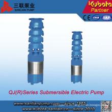 Qj (R) Bomba eléctrica sumergible