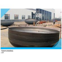 Butt Weld Größere Größe Nahtlose Carbon Steel Cap