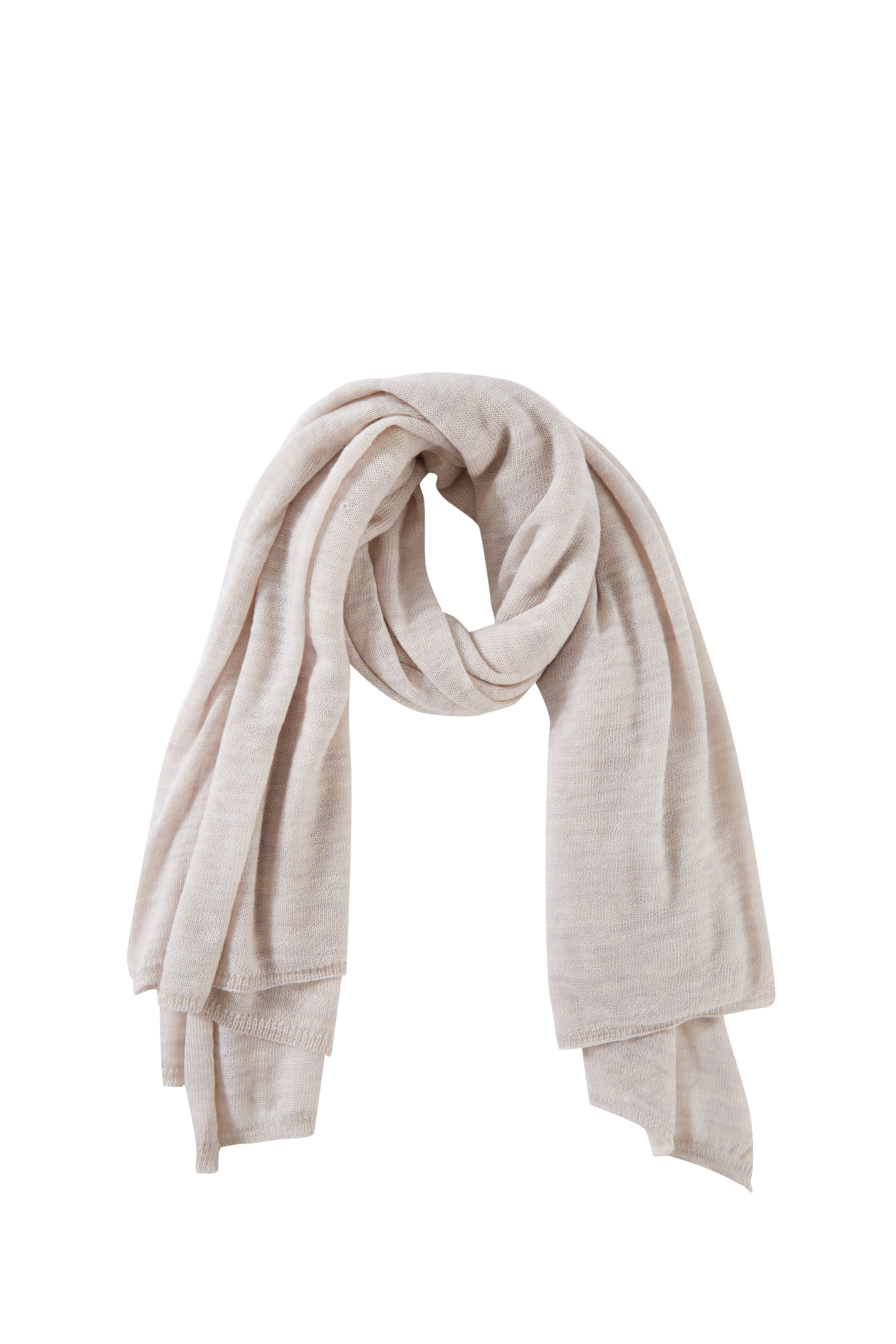 Women's Accessories First Essential Knit Cashmere Wool Scarf