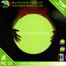 RGB Color Change Solar Glow Balls LED Floating Pool Décorations Balls of Light pour piscine