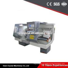 Machine à couper le filetage automatique des tubes métalliques QK1313