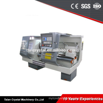 automatic metal pipe threading cutting machine QK1313