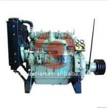 Motor diesel 31kw ZH4100P con el embrague
