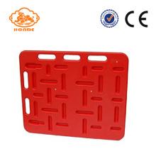 Painel de corte de plástico rígido para equipamento animal