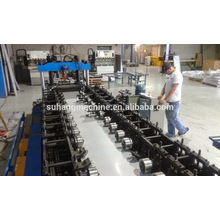 Canadian Popular Selling Shelves Roll Forming Machine