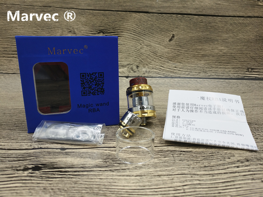 2018 Vape Kit Electronic Cigarette Atomizer