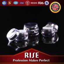 face mask jar,high-quality,clear acrylic food jar