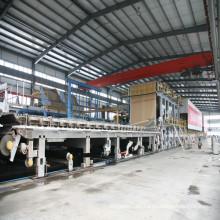 Nueva máquina de fabricación de papel de caja de cartón de condición