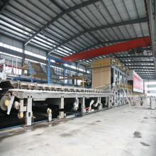 Máquina para fabricar bolsas de papel para papel Kraft