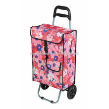 Supermarket equipment Folding Trolley Cart/Folding Carry Shopping/Trolley For Sale