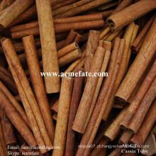 Popular split cassia canela com qualidade superior