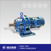 Guomao Brand Cycloidal Pinwheel Reducer Planetary Gearbox for Cane or Beet Sugar Production