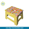 Colorful Plastic Foldable Stool