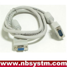 supper VGA cable hd15p M/F