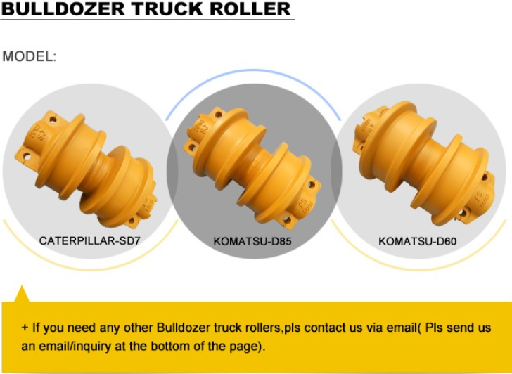 SD32 Bulldozer Thrust Rollers