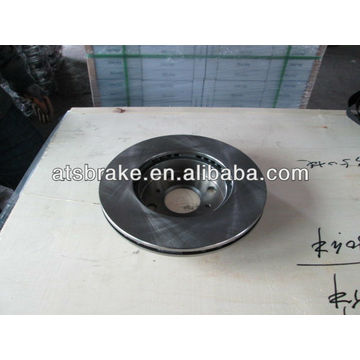 Disco de freio dianteiro para JAPONESE CAR 43512-16070 4351216070