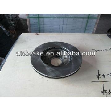Передний тормозной диск для JAPANESE CAR 43512-16070 4351216070