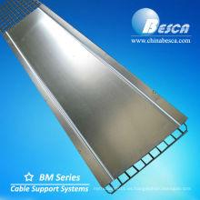 Bandeja de cable de malla de alambre Besca para proyecto de interior