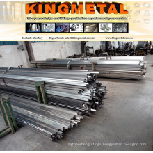 Mirror Polished 201/304 Stainless Steel Tubes for Decoration ASTM A554