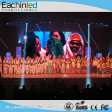 Giant P4.81 LED Display Screen With An Energy More Efficiency Power Supply Than A Digital Score LED Display Board