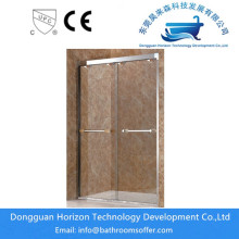 Sliding glass shower doors steam shower unit