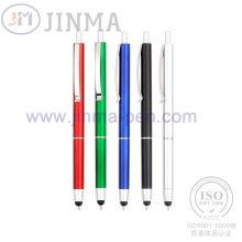 Die Förderung Geschenke Hotel Kunststoff Kugelschreiber Jm-6011 mit einem Stylus Touch
