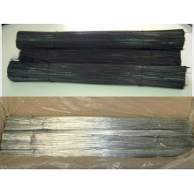 Galvanizado ou Preto Recozido Corte / U-Type Wire