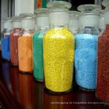 Natriumsulfat Farbe Speckles
