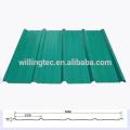 Дешевая холоднокатаная предварительно запеченная стальная теплоизоляция galvalume / PPGL