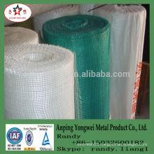 YW-- fiberglass mesh price per square meter/fire resistant insulation material