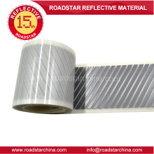 Silver reflective heat transfer carving film
