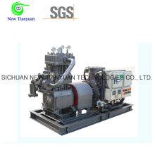 Compresor de gas de amoníaco líquido
