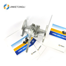 JKTLFB040 palsu a216 wcb 2pc mini cast iron 3d ball valve