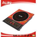 Cuisinière à induction de marque Ailipu avec éclairage bleu Douche LED Alp-12