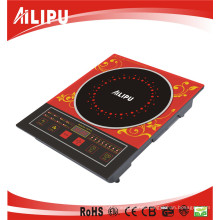 Ailipu Brand Induction Cooker with Blue Lighting LED Shower Alp-12