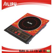 Фирменное плита индукции Ailipu с голубой подсветкой светодиодный душ Алп-12