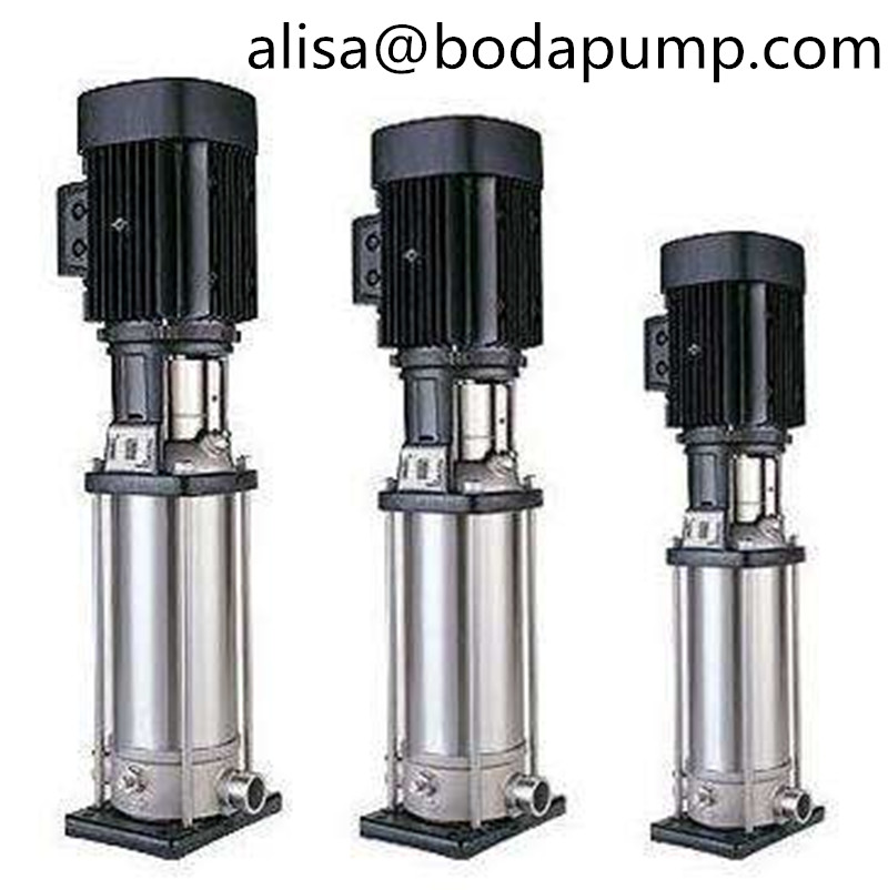 GDL 1_multistage water pumps