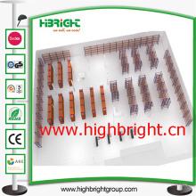Almacén Paletas Racks Sistema de estantería para Stockroom Style Supermercado