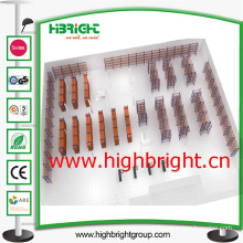 Warehouse Pallet Racks Shelving System for Stockroom Style Supermarket