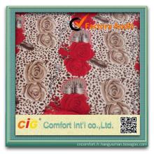 Création de mode nouvelle jolie ningbo à bas prix en gros tissu de polyester