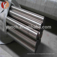 Luoyang barra de molibdeno 99.95% / tzm varilla de molibdeno / barra de molibdeno rectangular