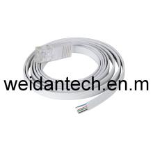 Super Slim CAT6 UTP Flat Cable