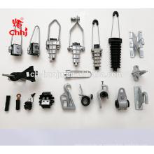 Acessórios elétricos da linha ABC Grampo de suspensão / braçadeira de ancoragem / braçadeira de tensão
