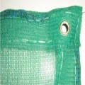 Color verde HDPE Red de construcción