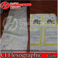 Non Woven Fabric Roll to Roll Printing Machine