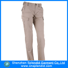 Shenzhen Factory Cotton Pants with High Quality and Pocket