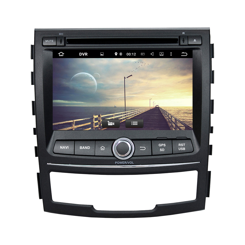 android car DVD for Ssangyong Korando 2010-2013