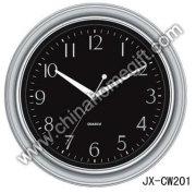 Đồng hồ kim loại treo tường