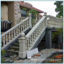 Outdoor Garden Decoration granite balustrade